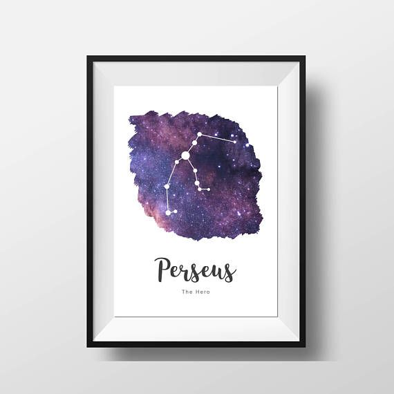 Check out this item in my Etsy shop https://www.etsy.com/uk/listing/566537821/perseus-constellation-print-galaxy-decor