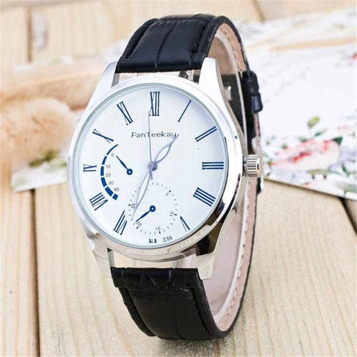 >> Click to Buy << 2016 Attractive Relojes Hombre Luxury Quartz Sport Military Stainless Steel Dial Leather Band Wrist Watch Men Free Shipping #Affiliate
