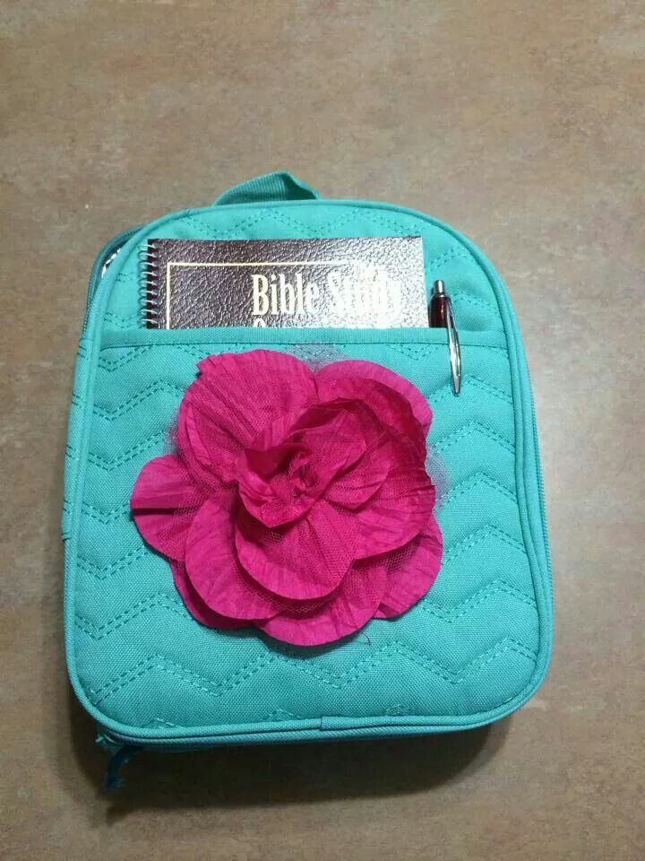 This August only special makes a great bible bag. www.mythirtyone.com/236825