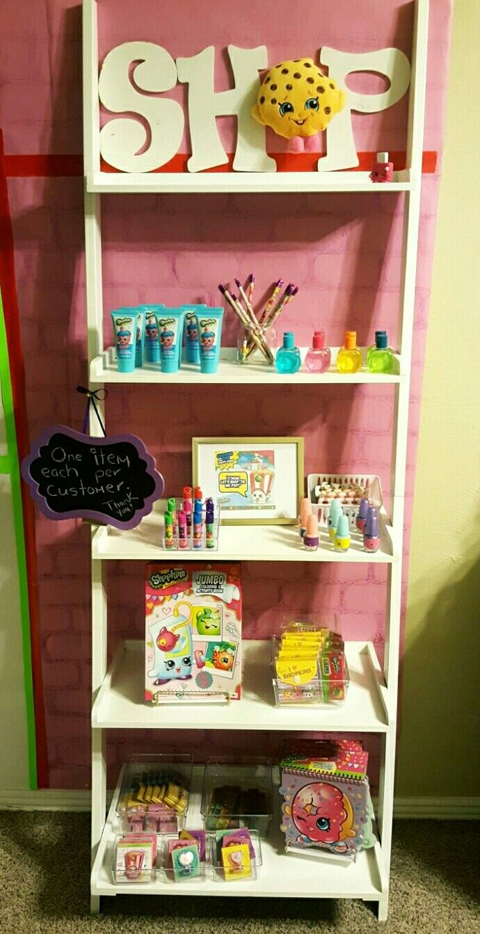 Shopkins coloring book target -  Store Display All The Girls Goodies Were In Display So They Will Get The