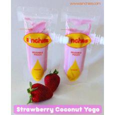 Strawberry Coconut Yogo