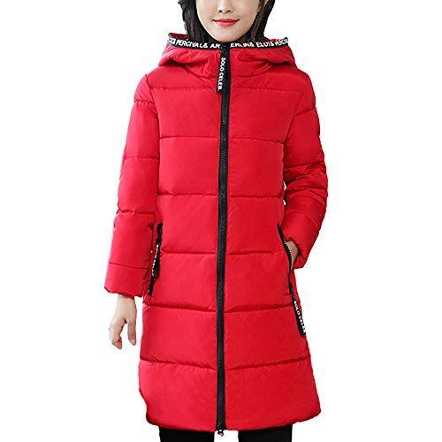 GridNN Long Outwear,Women Warm Slim Coat Jacket Thick Hooded Parka Overcoat