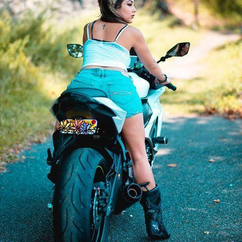 #Motorrad # Mädchen # Motorräder # Frauen # Allrad # Mädchenrad #Sportfahrräder …   – Schönes Motorrad