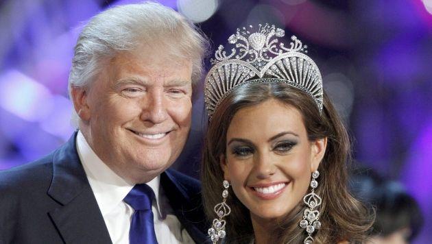 Donald Trump: Univisión no transmitirá Miss USA y Miss Universo por frases xenófobas