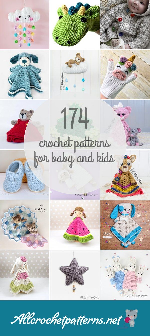 e5e21bb832b53 Allcrochetpatterns.net has the largest collection of free and premium Baby  and Kids crochet patterns. Click now and discover wonderful crochet patterns !