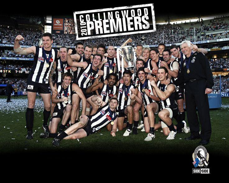 My fav AFL Club....Collingwood 'Magpies'