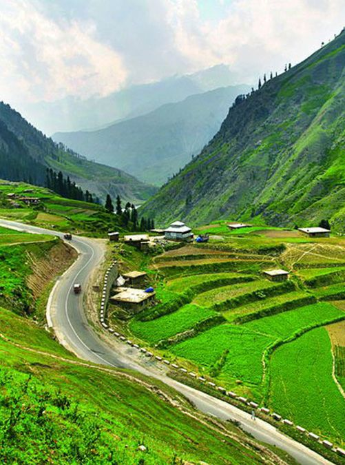 The Kaghan Valley, Pakistan