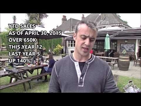 Real Estate Sales Report for Sunshine Coast BC Week Ending May 22, 2015 by @Kt on the Coast Gibsons https://www.youtube.com/watch?v=ZLWdkkq0ojU