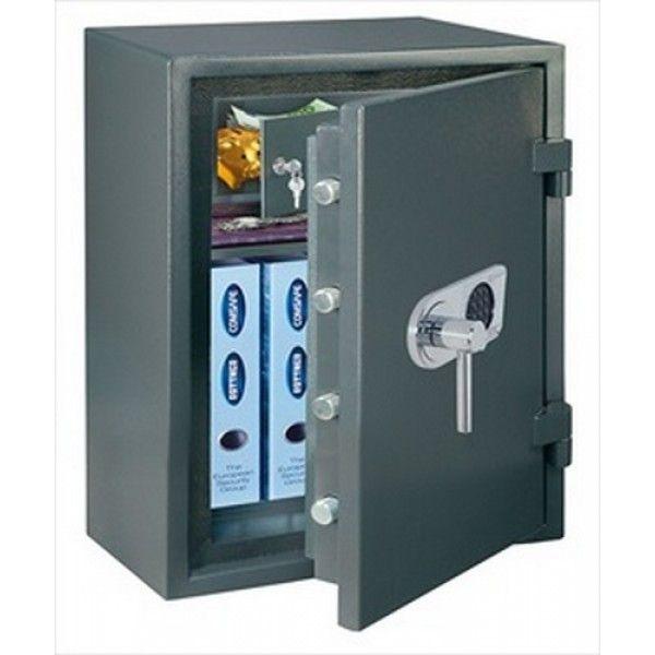 Rottner Safes : Atlas De 1 - £10,000 Euro Grade 1 Electronic Lock Business Safe