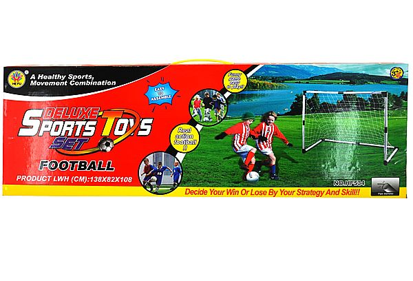 Soccer Goal Posts 138 Cm