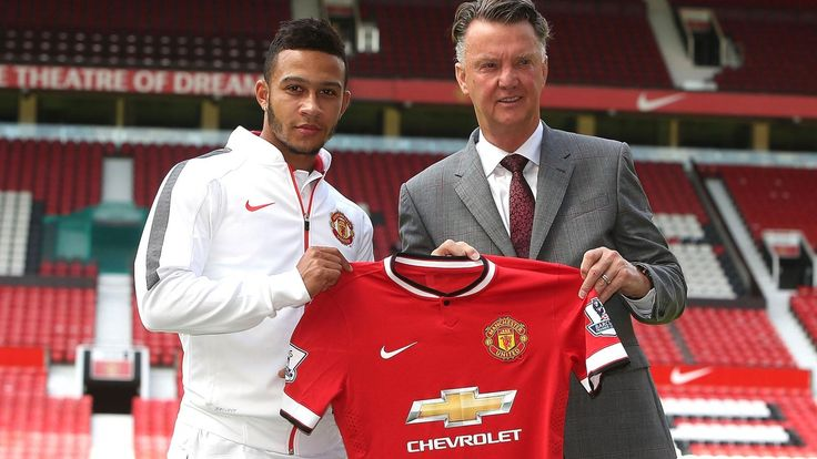 Van Gaal on Manchester United transfers - Official Manchester United Website