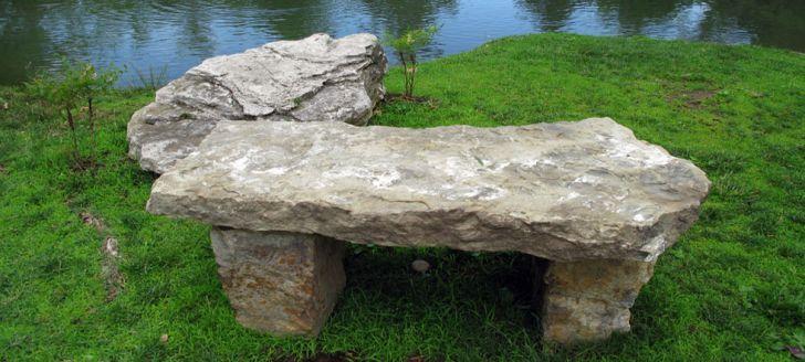 Nice Rock Benches For Garden 7 Small Stone Garden Benches Http