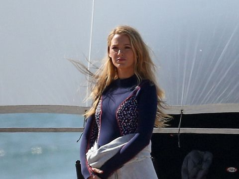 Actress Blake Lively is reportedly pregnant with her second child with Ryan Reynolds.