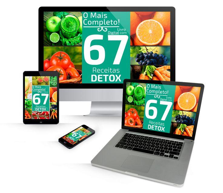 Faço e recomendo - dieta detox - CLIQUE E ACESSE O SITE ! #saúde #dieta #detox #sucos #receita #receitas