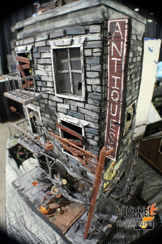 oddities obscura and the haunted antiques by HAUNTEDCONSTRUCTION, $250.00