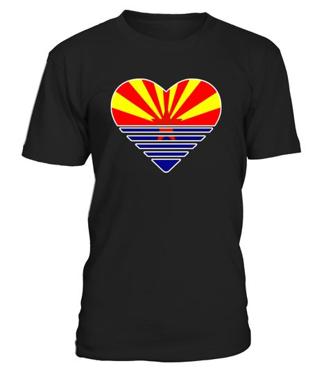 "# I Heart Arizona Flag T-shirt .  Special Offer, not available in shops      Comes in a variety of styles and colours      Buy yours now before it is too late!      Secured payment via Visa / Mastercard / Amex / PayPal      How to place an order            Choose the model from the drop-down menu      Click on ""Buy it now""      Choose the size and the quantity      Add your delivery address and bank details      And that's it!      Tags: Arizona Phoenix California Student Girlfriend Top Tee…"