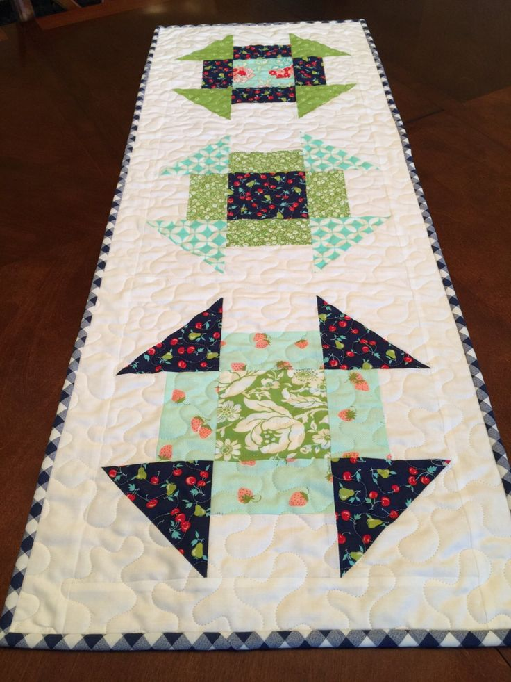 Pinterest Quilting Table Runners : 1000+ images about Quilting - Table runners on Pinterest Runners, Modern table runners and Dresden