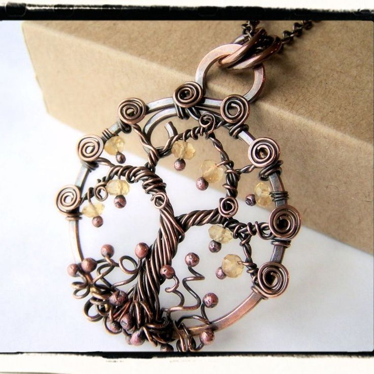 June Tree Projects - 12 Trees | JewelryLessons.com