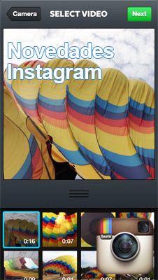 Instagram introduce interesantes novedades a pedido de sus usuarios. ¡Excelente idea! Aquí te contamos cuáles son:  http://blog.mp3.es/instagram-lanza-actualizacion-para-complacer-usuarios/?utm_source=pinterest_medium=socialmedia_campaign=socialmedia   #instagram #android #ios