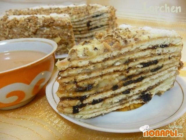 диабетический торт рецепт