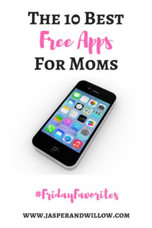 The best free apps that will make you rock MomLife! From family virtual assistant, to finding playgrounds, and budgeting. There really is an app for that!