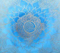 throat chakra art - Google Search