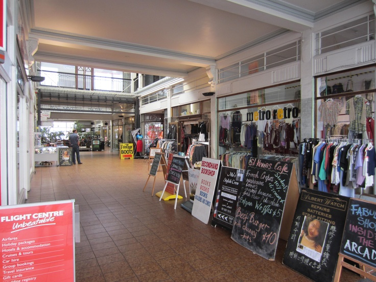 St Kevins Arcade....K-Road, Auckland NZ
