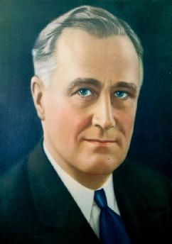 Franklin Delano Roosevelt:  32nd President of the United States (1933-1945)    Born: January 30, 1882  Died: April 12, 1945 (Age: 63)