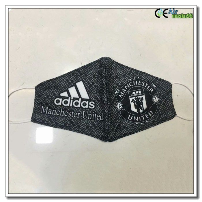 Niosh Manchester United A2 Reusable Dust Mask Kn95 Ffp2 Amazon In 2020 Manchester United Manchester Dust Mask