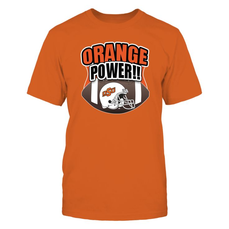 Okla State Football - Orange Power T-Shirt, Okla State University Football Fan Gear Find your Okla State football schedule and get your OSU Orange Power shirt for the game. Perfect OSU Cowboy football shirts for the ultimate OSU football fan where ever they live. Get your Oklahoma state football t-shirt to wear to a live college game or... The Oklahoma State Cowboys Collection, OFFICIAL MERCHANDISE  Available Products:          Gildan Unisex T-Shirt - $24.95 Gildan Long-Sleeve T-Shirt…
