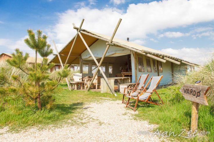 Sea Lodge Callantsoog 8 - Vakantiehuizen Nederland - Aan Zee #glamping #camping