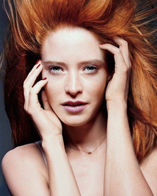 Color Ideas For Natural Redheads : Best 25 rarest hair color ideas on pinterest eye facts