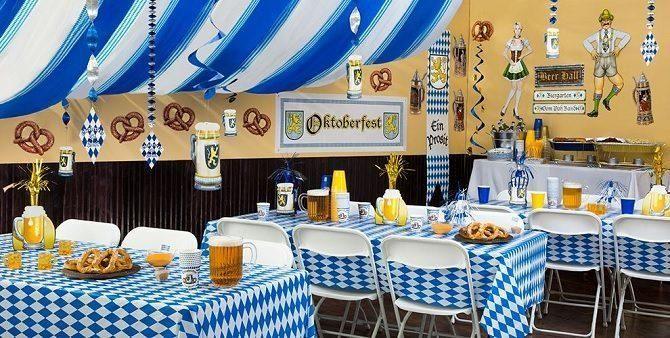 How to Host Your Own Oktoberfest - #Host #Oktoberfest