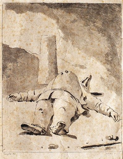 giovanni domenico tiepolo drawings - Google Search