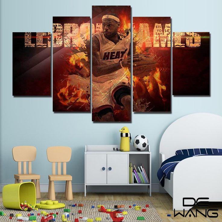NBA Miami Heat Lebron James