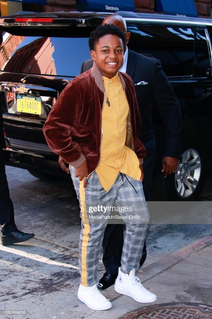 Issac Brown Is Seen On October 10 2018 In New York City Actors Birthday New York City Photo