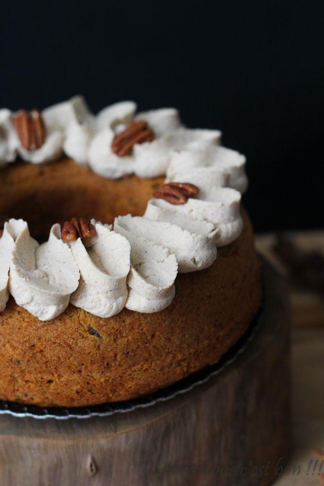 Cake Sucr Ef Bf Bd  Ef Bf Bd La Citrouille