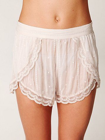 slip shorts at free people. of course they only have xs left...