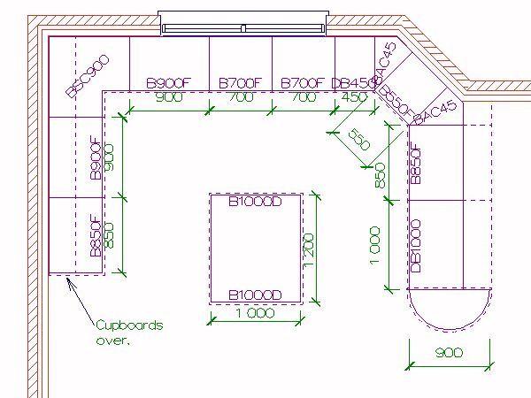 151 best kitchen layout & design ideas images on pinterest