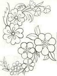 Resultado de imagen para patrones de bordados en cinta para imprimir