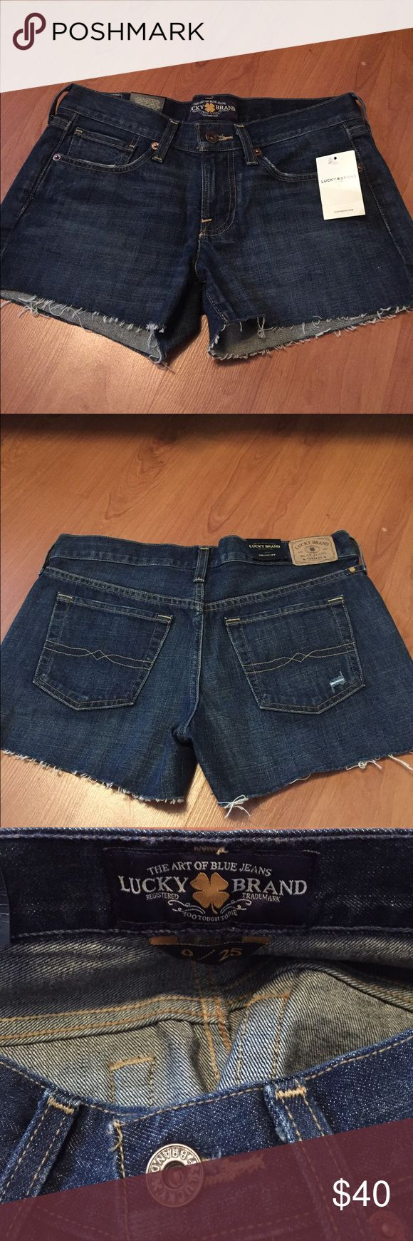 🏈OPEN TO OFFERS!🏈 🍀Lucky 🍀 Brand Shorts🍀 Lucky Brand Shorts Jean Shorts
