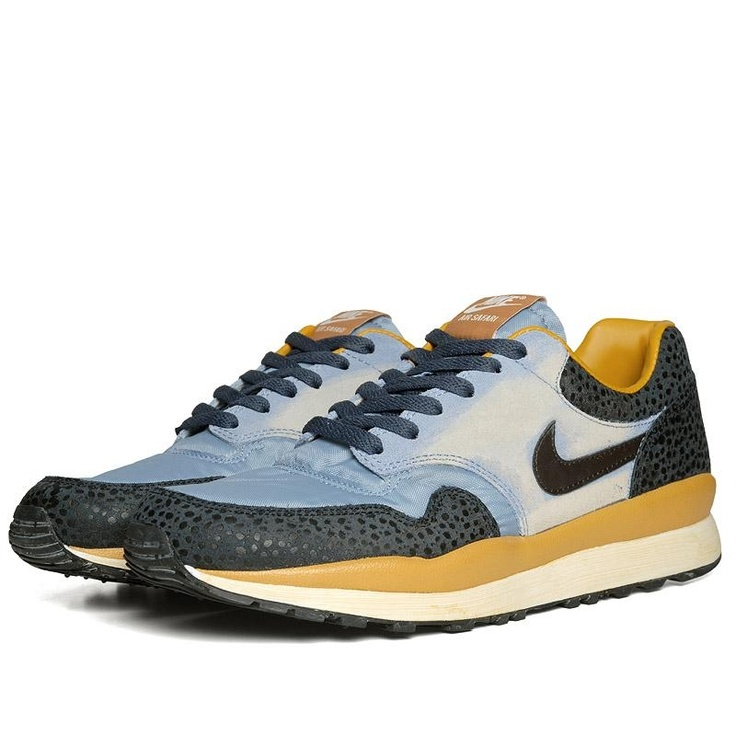 Nike Air Safari Vintage (Work Blue & Black Tea): Shoes, Work Blue, Black Tea, Teas, Air Safari, Nikes, Vintage Work, Nike Air