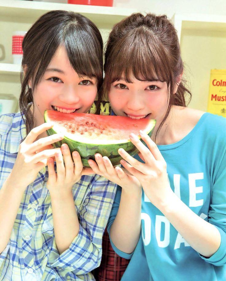 Ikuta Erika & Nishino Nanase [Nogizaka46]