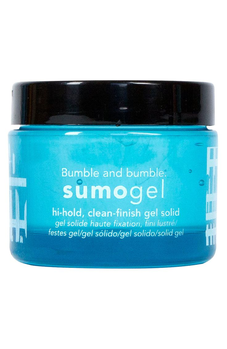 Bumble And Bumble Sumo Gel, Size One Size