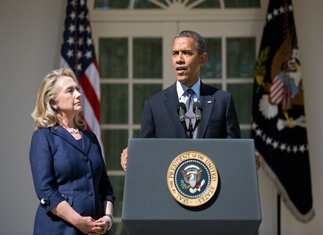 Hillary Clinton is Blaming Obama Legacy Now for Election Loss