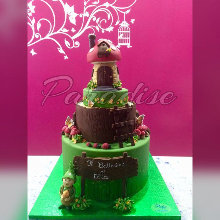 Bosco Cake