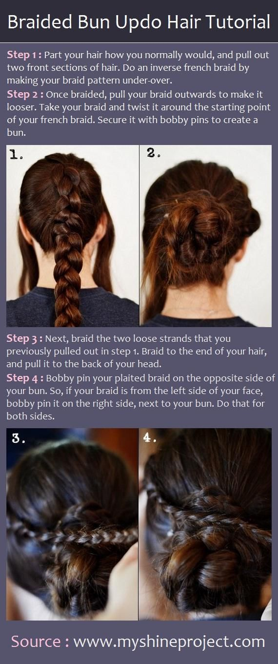How to style a side scallop braid - Hairstyles and Beauty Tips