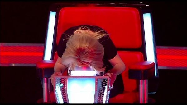 """No The Voice of Holland"""" os jurados fizeram o que até agora ainda nunca se tinha visto em nenhum programa do género"""