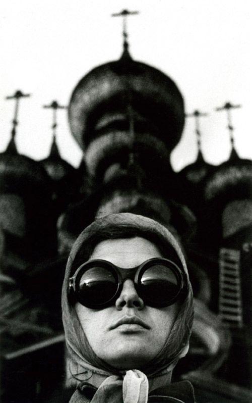 Кижи. Фото: Ю. С. Васильев, 1972 год