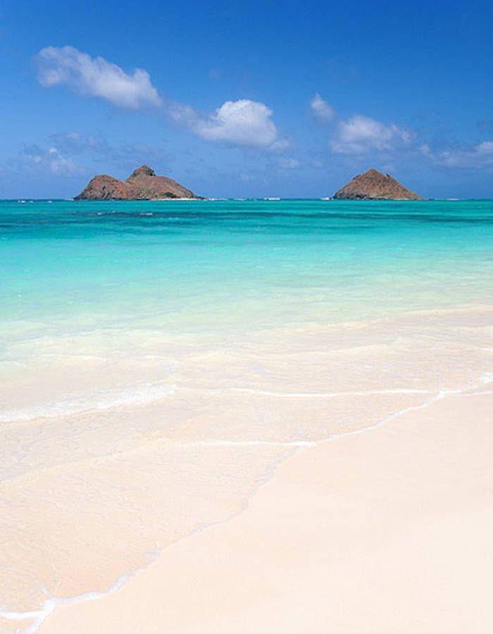 Na Mokulua, à Hawaï  - 10 îles paradisiaques pour rêver  - Elle